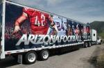 Horizon Moving Systems AZ Football Truck