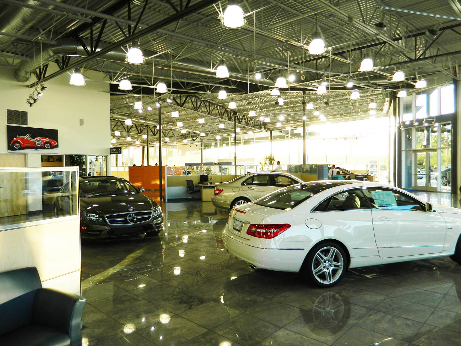 chapman mercedes benz of tucson tour business clubs of On mercedes benz of tucson
