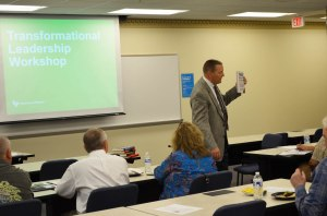 Lunch & Learn Guest Speaker and Host, Gregg Johnson of U of PHX